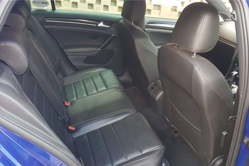 Used 2016 VW Golf Hatch GOLF VII 2.0 TSI R