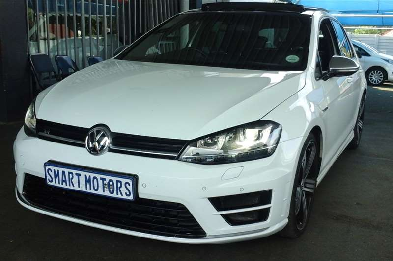 VW Golf Hatch GOLF VII 2.0 TSI R DSG 2015