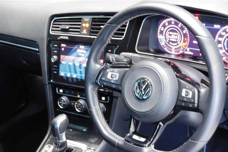 Used 2018 VW Golf Hatch GOLF VII 2.0 TSI R DSG