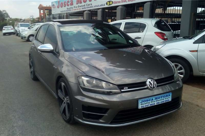 VW Golf Hatch GOLF VII 2.0 TSI R DSG (228KW) 2016