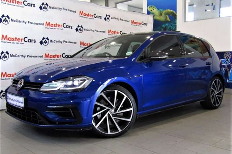 VW Golf Hatch GOLF VII 2.0 TSI R DSG (228KW) 2019