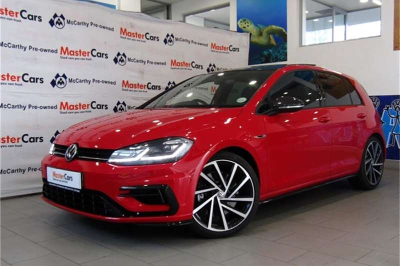 VW Golf Hatch GOLF VII 2.0 TSI R DSG (228KW) 2020
