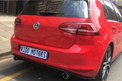VW Golf Hatch GOLF VII GTD 2.0 TDI DSG 2014