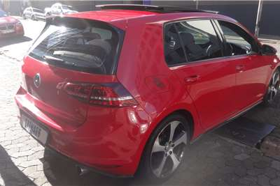 VW Golf Hatch GOLF VII GTi 2.0 TSI 2015