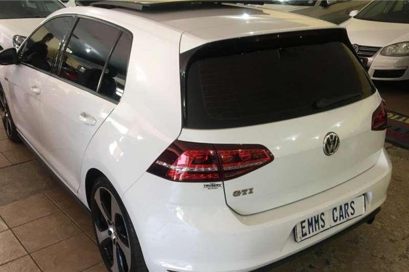 Used 2016 VW Golf Hatch GOLF VII GTi 2.0 TSI
