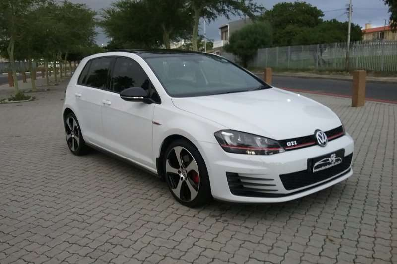 vw golf hatch golf vii gti 2 0 tsi dsg for sale in western cape auto mart. Black Bedroom Furniture Sets. Home Design Ideas