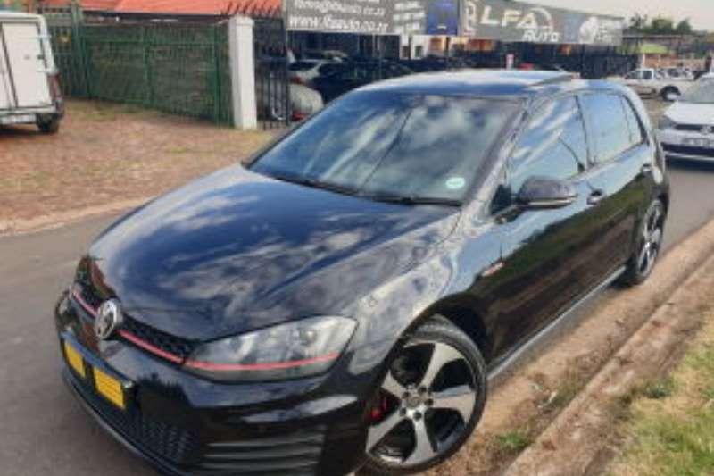 VW Golf Hatch GOLF VII GTi 2.0 TSI DSG 2014