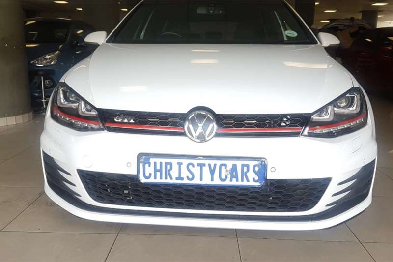 VW Golf Hatch GOLF VII GTi 2.0 TSI DSG 2015