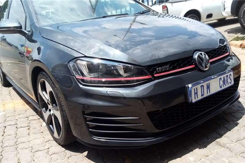 Used 2015 VW Golf Hatch GOLF VII GTi 2.0 TSI DSG