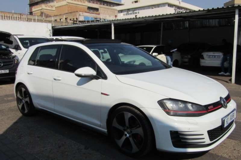 VW Golf Hatch GOLF VII GTi 2.0 TSI DSG 2016