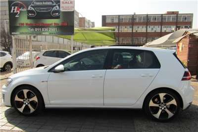 VW Golf hatch GOLF VII GTi 2.0 TSI DSG 2016