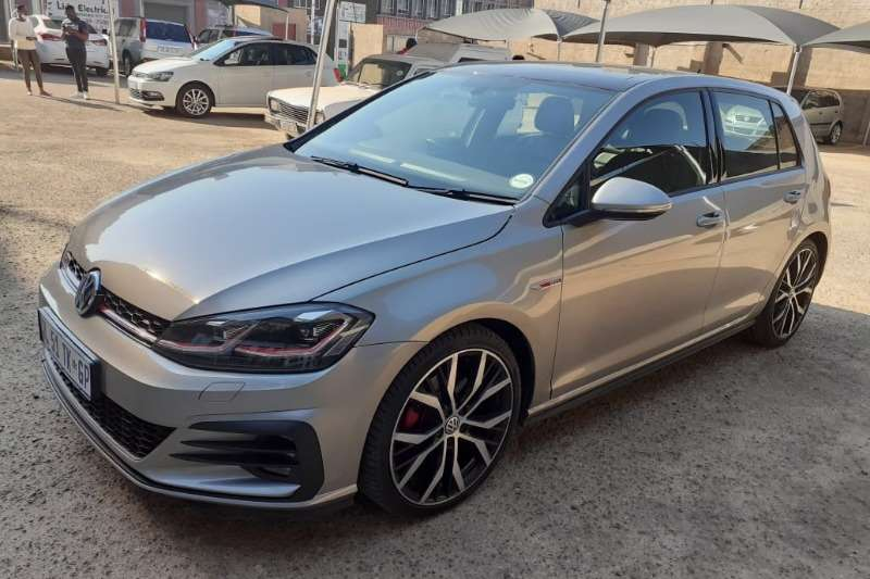 VW Golf Hatch GOLF VII GTi 2.0 TSI DSG 2019
