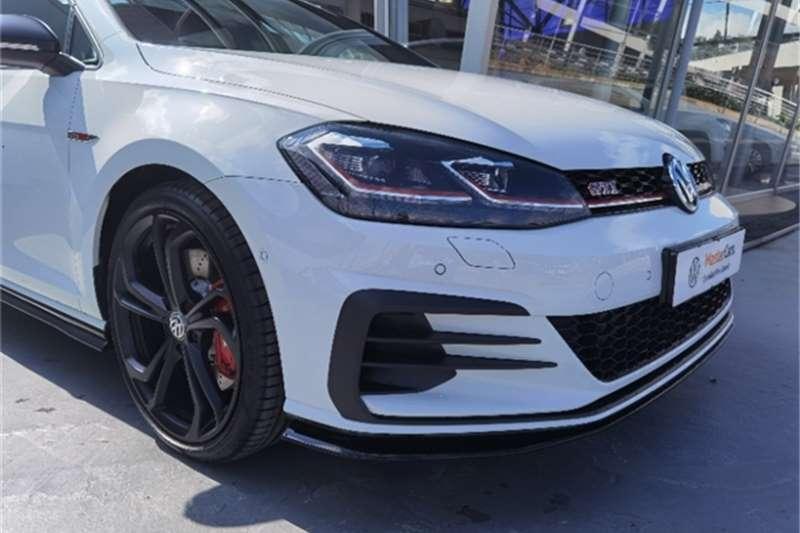 2020 VW Golf hatch GOLF VII GTi 2.0 TSI DSG TCR