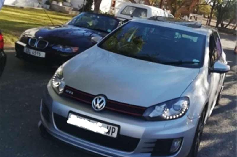 VW Golf Hatch GTI 2011
