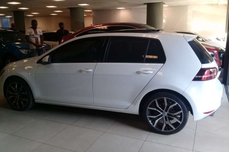 2015 VW Golf hatch