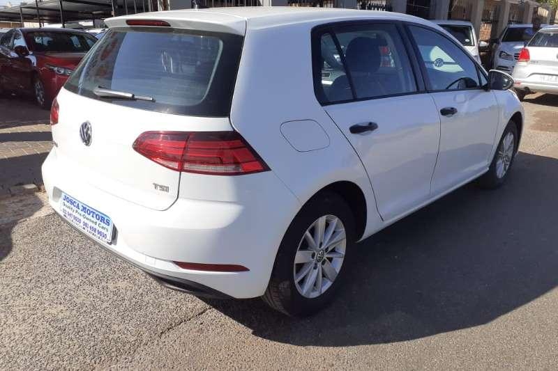 2018 VW Golf hatch
