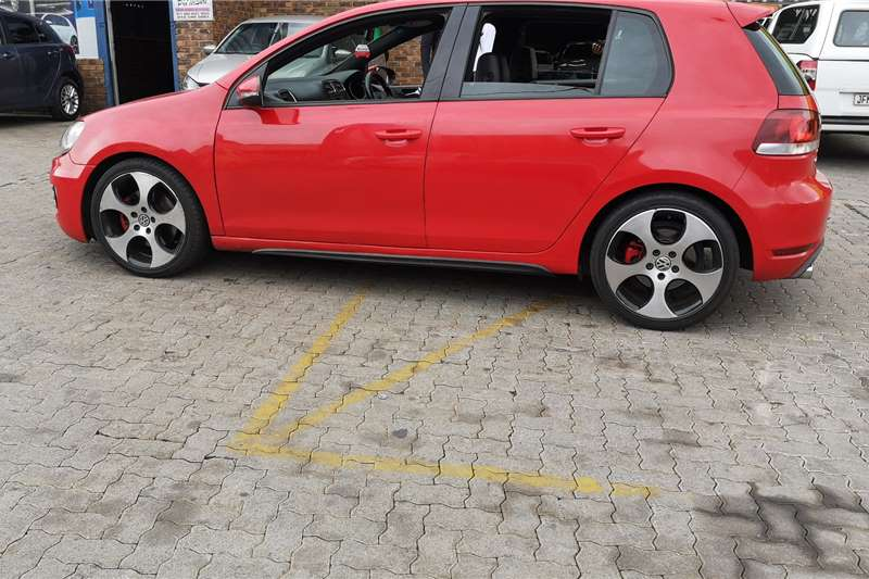 2010 VW Golf hatch