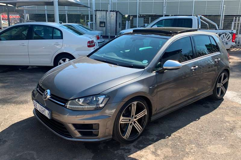 2017 VW Golf hatch GOLF VII 2.0 TSI R DSG (228KW)