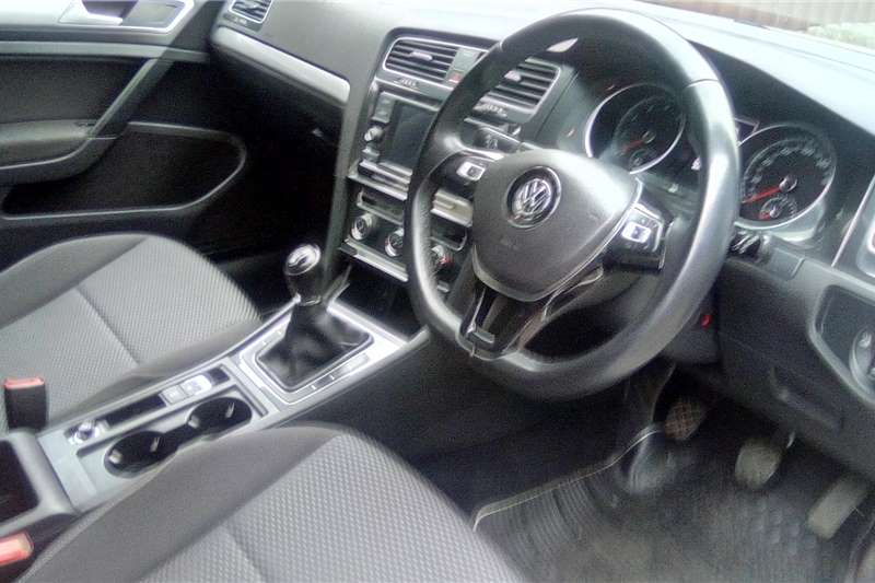 2018 VW Golf hatch
