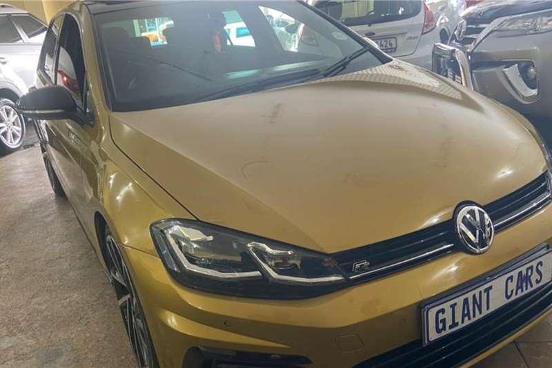 2017 VW Golf hatch