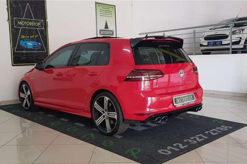 2016 VW Golf hatch