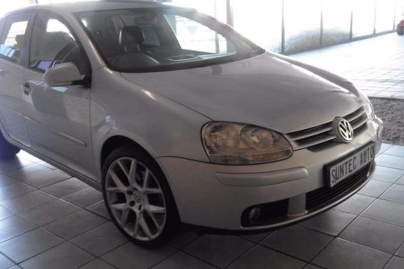 2008 VW Golf 1.6 Comfortline