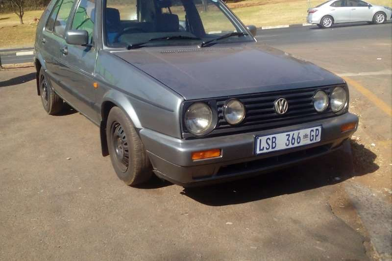1992 VW Golf 1.6 Comfortline