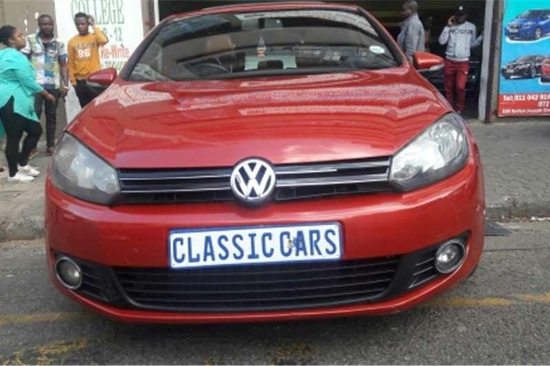 2010 VW Golf 2.0TDI Sportline
