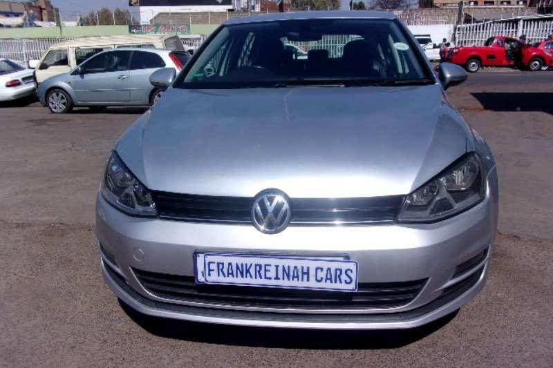2016 VW Golf 1.6TDI BlueMotion