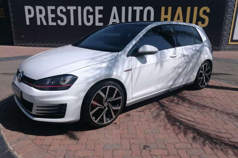 2016 VW Golf GTI DSG
