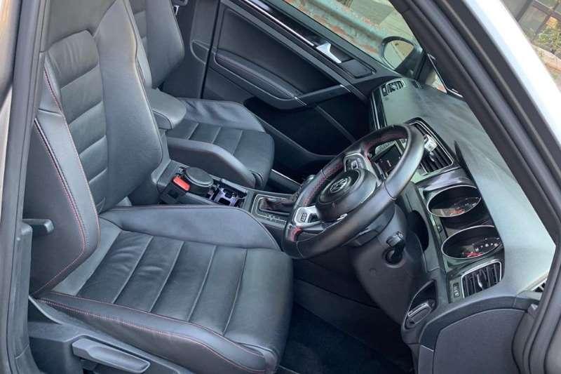 2017 VW Golf GTI Performance auto