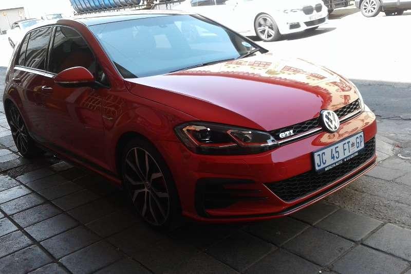 2018 VW Golf GTI Clubsport S