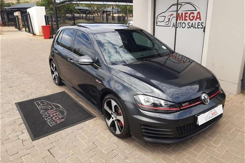2015 VW Golf GTI Performance auto