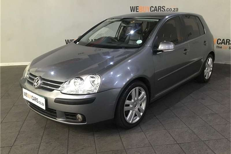 2005 VW Golf 2.0TDI Sportline