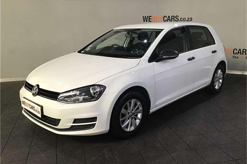 2013 VW Golf 1.4TSI Trendline