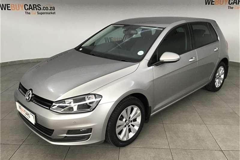2014 VW Golf 1.4TSI Comfortline auto