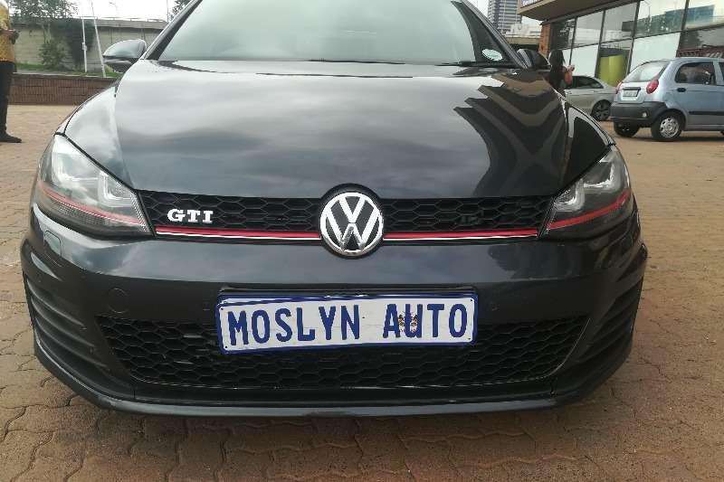2014 VW Golf GTI auto