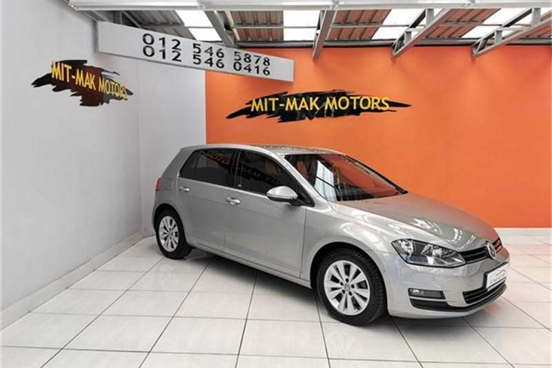 2013 VW Golf 2.0TDI Comfortline