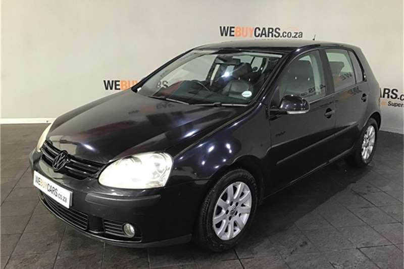 2007 VW Golf 1.9TDI Comfortline