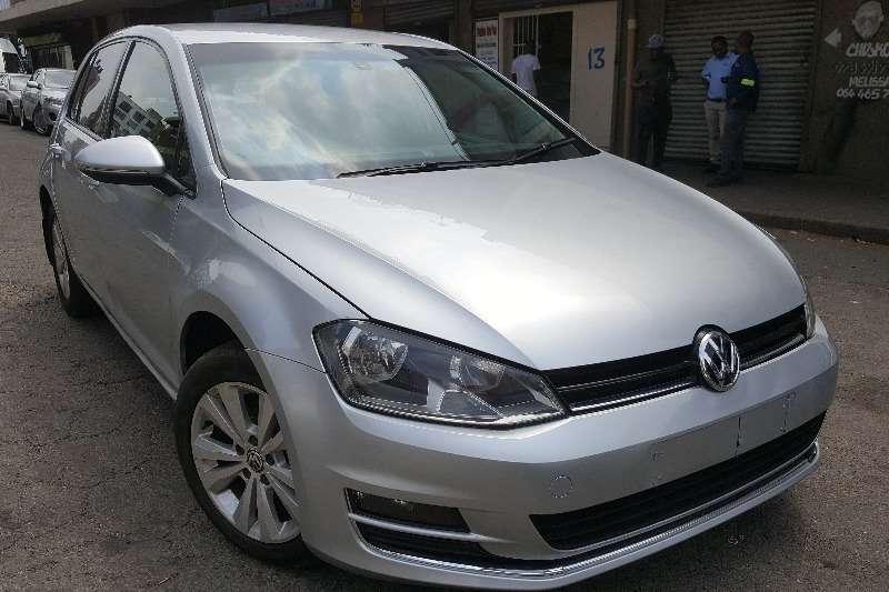 2013 VW Golf 1.2TSI Trendline