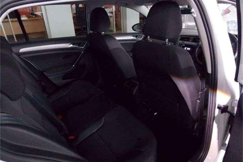 2017 VW Golf 1.4TSI Comfortline