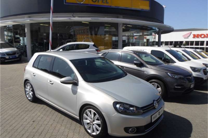 2011 VW Golf 2.0TDI Highline
