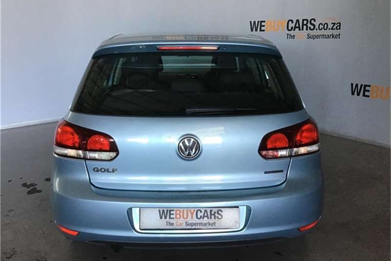 2012 VW Golf 1.6TDI BlueMotion