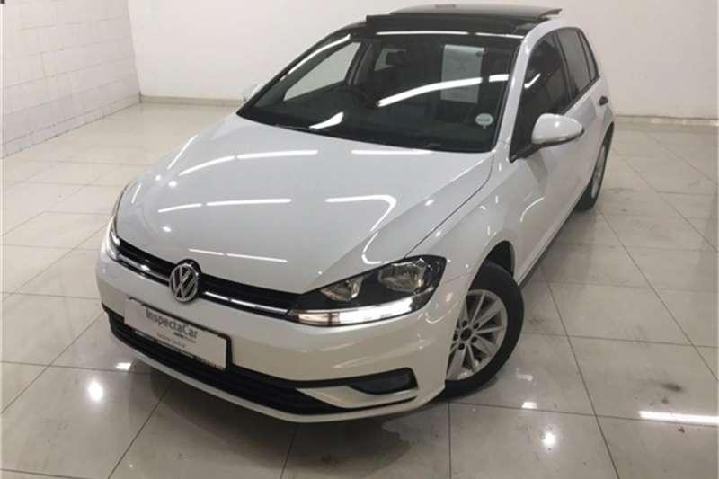 2018 VW Golf 1.0TSI Trendline