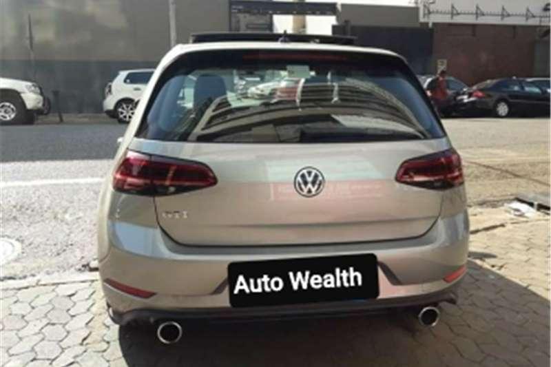 2019 VW Golf GTI auto
