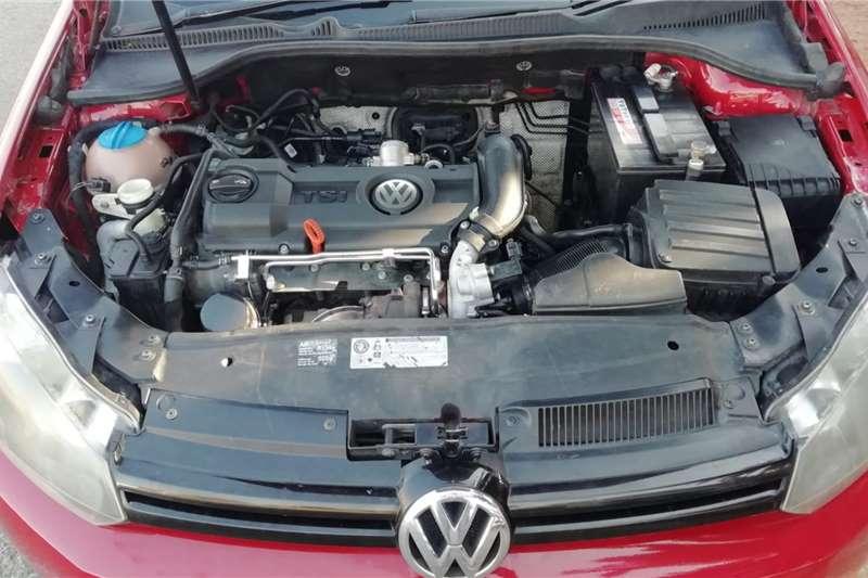 2010 VW Golf 1.4TSI Trendline
