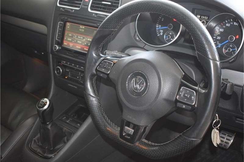 2012 VW Golf R