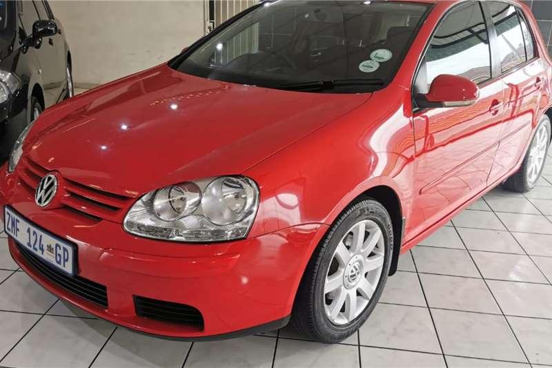 2008 VW Golf 2.0 Trendline