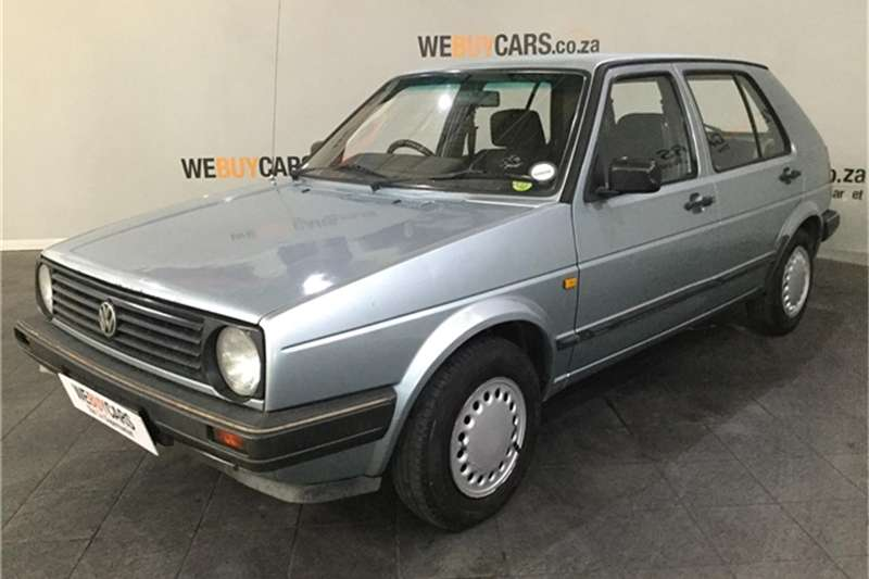 VW Golf II 1988