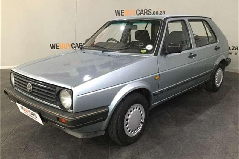 1988 VW Golf